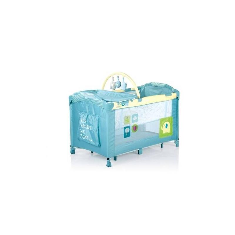 Babies Манеж-кровать P-695H
