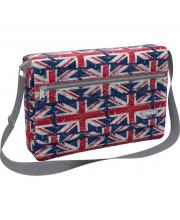 Сумка-мессенджер 10L British Flag Erich Krause