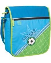 Сумка школьная Soccer Erich Krause