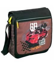 Сумка школьная Hot Wheels Racing Mattel