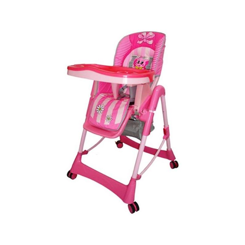 Jetem Стульчик Piero DLX Pink jetem fairy pink