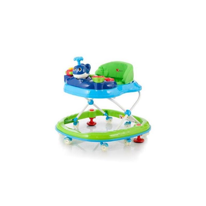 Jetem Ходунки Fairy 50343 Blue/Green ходунки