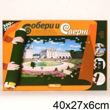 Игрушки, Коврик для сборки пазлов Степ 178375, фото