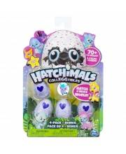 Коллекционная фигурка Hatchimals 4 штуки