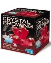 Набор для опытов Удивительные кристаллы Мультицвет 4М