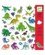 Наклейки Динозавры Djeco