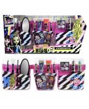 Косметика для девочек Monster High с поясом визажиста Markwins