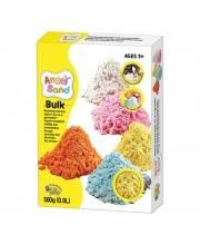 Кинетический песок для детей желтый Angel Sand