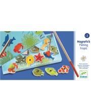 Магнитная игра Тропическая рыбалка Djeco