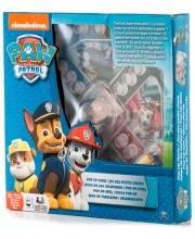 Настольная игра Paw Patrol с кубиком и фишками Щенячий Патруль большая Spin Master