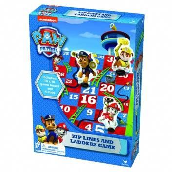 Игрушки, Настольная игра Щенячий Патруль Канаты и лестницы Spin Master 200022, фото