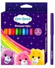Фломастеры Заботливые мишки 12 цветов РОСМЭН