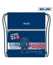 Мешок для обуви Power Mike&Mar