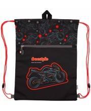 Мешок для обуви с карманом Motocross Kite