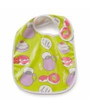 Нагрудник Waterproof Baby Bib на липучке Happy Baby