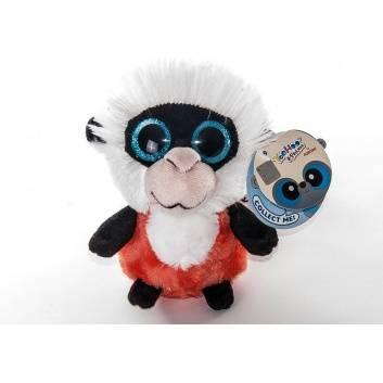 Игрушки, Животное игрушечное Юху и друзья Игрушка мягкая Колобус 12см Aurora 181927, фото