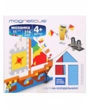 Мозаика магнитная Корабли 316 эл Magneticus