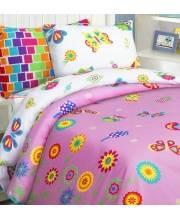 Детское постельное белье Бабочки MONA LIZA