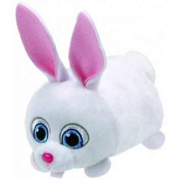 Игрушки, Мягкая игрушка Teeny Tys Кролик Снежок TY 201482, фото