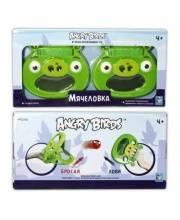 Спортивные наборы Игровой набор Angry Birds Мячеловка - Свинья, 20 см 1Toy