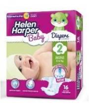 Подгузники Baby Mini 2 16 шт Helen Harper