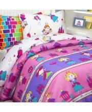 Детское постельное белье 15 спальное Принцессы MONA LIZA