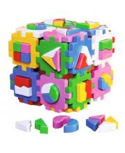 Сортер-куб Умный малыш Суперлогика ТЕХНОК