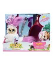Интерактивная мягкая игрушка Принцесса Мелина 18,5 см Bush Baby World