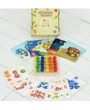 Мозаика Основной набор 10 карточек Raduga Kids