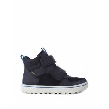 Обувь, Кеды ECCO (темносиний)223414, фото
