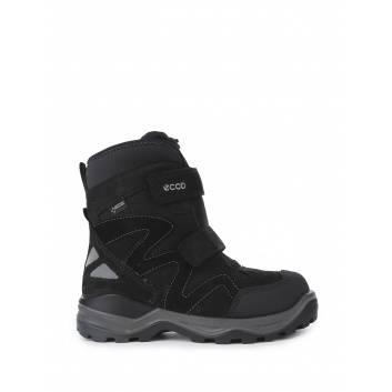 Обувь, Полусапоги ECCO (черный)223278, фото