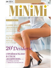 Колготки Mini DESIDERIO 20 DEN NUDO Caramello MINIMI