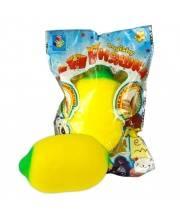 Игрушка-антистресс М-м-мняшка Squishy Лимон 1Toy
