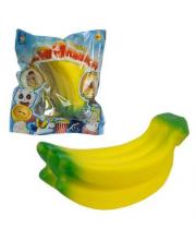 Игрушка-антистресс М-м-мняшка Squishy Бананы 1Toy