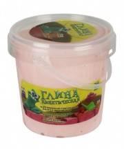 Кинетическая глина Пастельно-розовая 230 г 1Toy