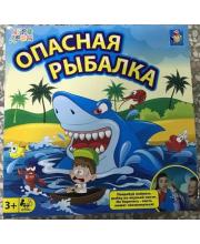 Настольная игра Опасная рыбалка 1Toy