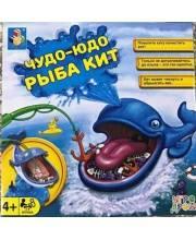Настольная игра Чудо-Юдо рыба кит 1Toy
