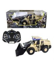 Радиоуправляемый робот-трансформер Экскаватор 1Toy