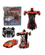 Радиоуправляемый робот-трансформер Спорткар 1Toy