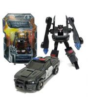 Робот-трансформер Звёздный защитник Полицейский автомобиль 1Toy