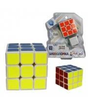 Головоломка Куб 3х3 2 размера 1Toy