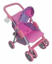 Кукольная прогулочная коляска 1Toy