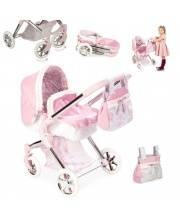 Кукольная коляска-люлька Arias