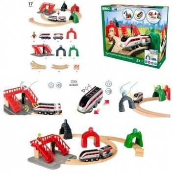 Игрушки, Железная дорога Smart Tech BRIO 179415, фото