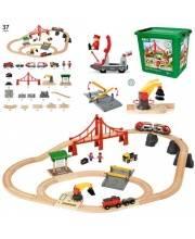Железная дорога В городе BRIO
