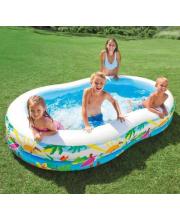 Надувной бассейн Лагуна Intex