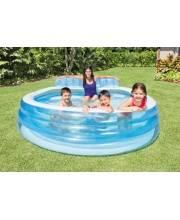 Надувной бассейн Семейный Intex