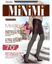 Колготки Mini MELANGE 70 DEN Grigio Melange MINIMI