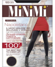 Колготки Mini NAPOLETANO 100 DEN Nero MINIMI