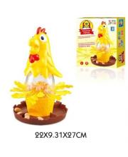Настольная игра Бешеная курица 1Toy
